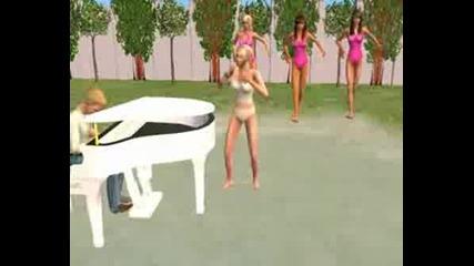 Sharpay & Ryan - Fabulous (the Sims 2)