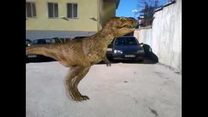 Ot kude puk cafna toq T-rex