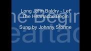 Long John Baldry - Let The Heartache Begin