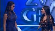 Danijela Stojkovic - Lazem sebe da mogu bez tebe (live) - ZG 2014 15 - 08.11.2014. EM 8.