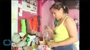 Donald Trump Piñata Makes Its Debut in Mexico