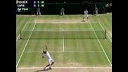 Wimbledon 2008 : Федерер - Сафин