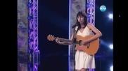 Момиче разби журито с гласа си! .. ( Стела Петрова - Price Tag ) || 16.09.11 X Factor Bulgaria ||