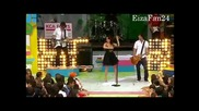 Dulce Maria canta _ingenua_ y _inevitable_ en los Kca's Mexico 2011