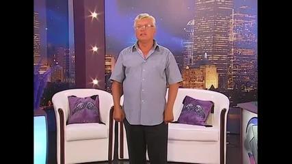 Milance Radosavljevic - Pozdravi draga sina - Peja Show - (TvDmSat 2011)