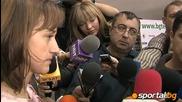 Маги Малеева се завръща - Само ще помагам на България 24.01.2011 Спортал