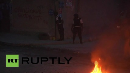 Haiti: Protests erupt after gov-backed candidate leads election polls