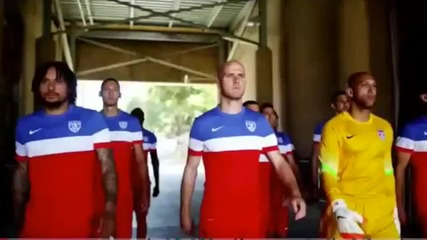Dada Life - Born To Rage - Usa ( World Cup Edition )