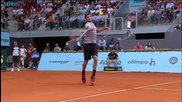 A Piece Of Magic From Grigor Dimitrov - Mutua Madrid Open [2014]