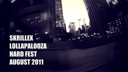 Skrillex - Hard Fest Weekend