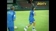Номера на Ronaldinho + [bg subs]