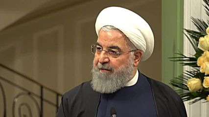 Iran: Rouhani seeks expanded trade with Iraq despite US sanctions