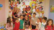 На рожден ден с Клоуна Додо