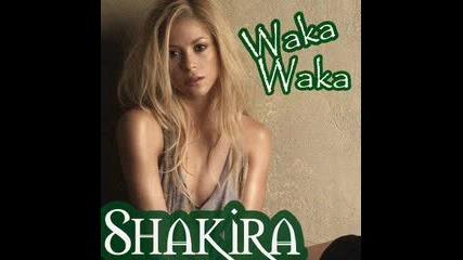 Shakira - Waka Waka [* This Time For Africa *]