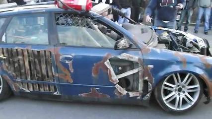 Такова Audi А4 - се вижда рядко !