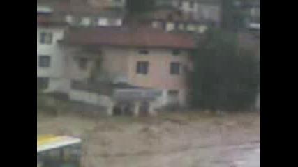 Наводнението В Смолян
