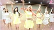 Aoa Cream - I'm Jelly Baby [dance Practice] (eye Contact)