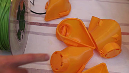 Chile: Company launches production of protective face masks on 3D printers