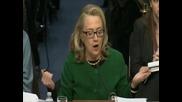 Хилари Клинтън: Когато Америка отсътства, екстремизмът пуска корени