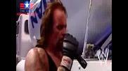 Wwe Гробаря убива Пол беарър 2004