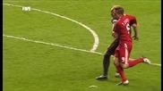 Liverpool vs Benfica - Torres skills