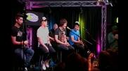 One Direction - Интервю за Q102 - Ню Джърси - част 1/2