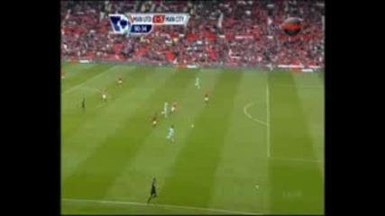 Манчестър Юнайтед - Манчестър Сити 1- 6