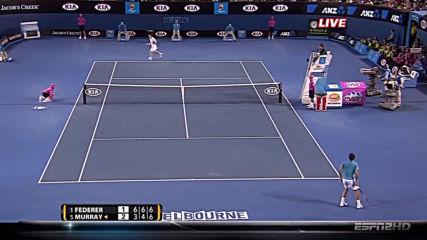 Federer vs Murray_ Australian Open Final 2010 720p