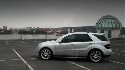 Youtube - Mercedes Benz Ml Brabus Hd