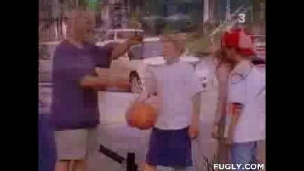 Скрита Камера - Баскетбол