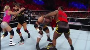 Hopeful Intercontinental Champions have a war of words: Wwe Main Event, July 1, 2014