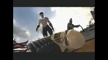 Mortal Kombat Vs Dc Mk Chapter 2 - Sonya