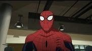 Ultimate Spider-man s01e01 + Bg Sub