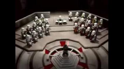 Star Wars Пародия