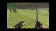 Counter Strike Source Soccer