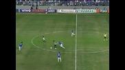 Магичен гол на Роналдиньо срещу Крузейро