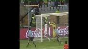 Уругвай 0:0 Франция Световно Първенство по футбол 2010