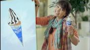 Супер реклама на сладоледи Nestle Mega Magnum