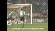 Ненормален гол на Рафаел ван дер Ваарт ..!