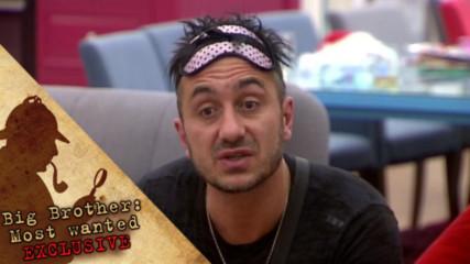 Коцето започва нов живот - Big Brother: Most Wanted