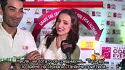 Саная и Мохит на кампанията на Ariel India + бг превод