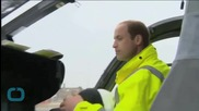 App That Tracks Prince William's Flights Poses Terror Risk