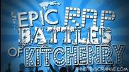 Annoying Orange - Epic Rap Battles Of Kitchenry (ft. Nicepeter)