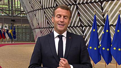 France: Macron says Syrian 'jihadist' fighters operating in Nagorno-Karabakh