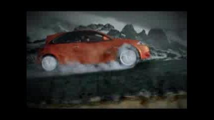Реклама - Renault Megane Alonso