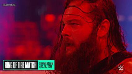 Strangest SummerSlam stipulations: WWE Playlist