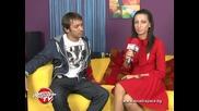 Дамян Попов: Нямам приятелка, чакам оферти