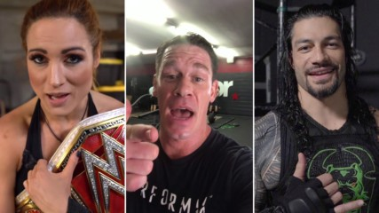John Cena, Becky Lynch, Roman Reigns & more wish India a Happy Independence Day: WWE Now India