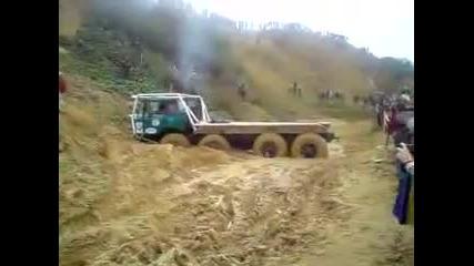 Trucktrial Drnovice