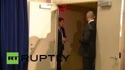 САЩ: Обама и Путин се срещнаха на събрание на ООН